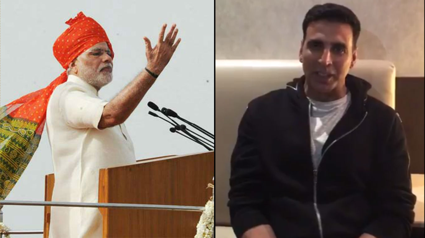 Soldiers, Uri attacks, Prime Minister, Narendra Modi, Diwali, Akshay Kumar,