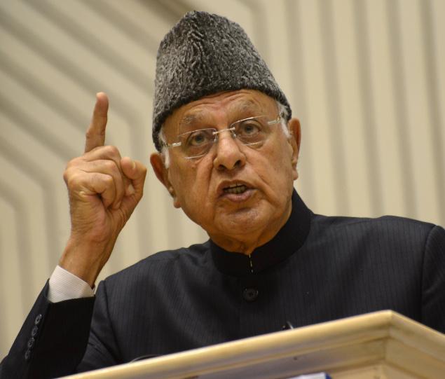Public Safety Act, Burhan Wani , Hizbul Mujahideen, National Conference, Farooq Abdullah, opposition parties of Kashmir,