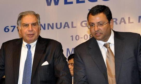Ratan Tata, Chairman Emeritus, Ratan N Tata, Tata Sons, Cyrus P Mistry,