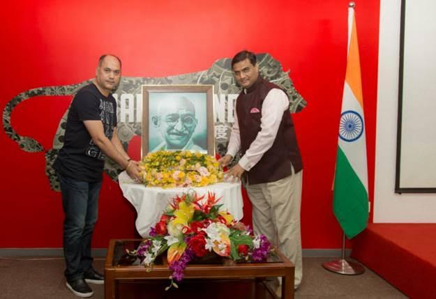 Pravasi Bhartiya Kendra, PM Modi, Mahatma Gandhi, Shanghai, Gandhi Jayanti, International Day of Non-Violence,