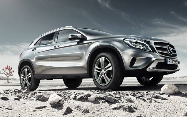 German luxury car, Mercedes- Benz, GLA 220 d 'Activity Edition', GLA 220 d 4MATIC