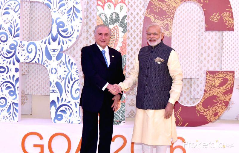 Nuclear Supplier's Group, BRICS leaders, bilateral relations, Narendra Modi, Michel Temer,
