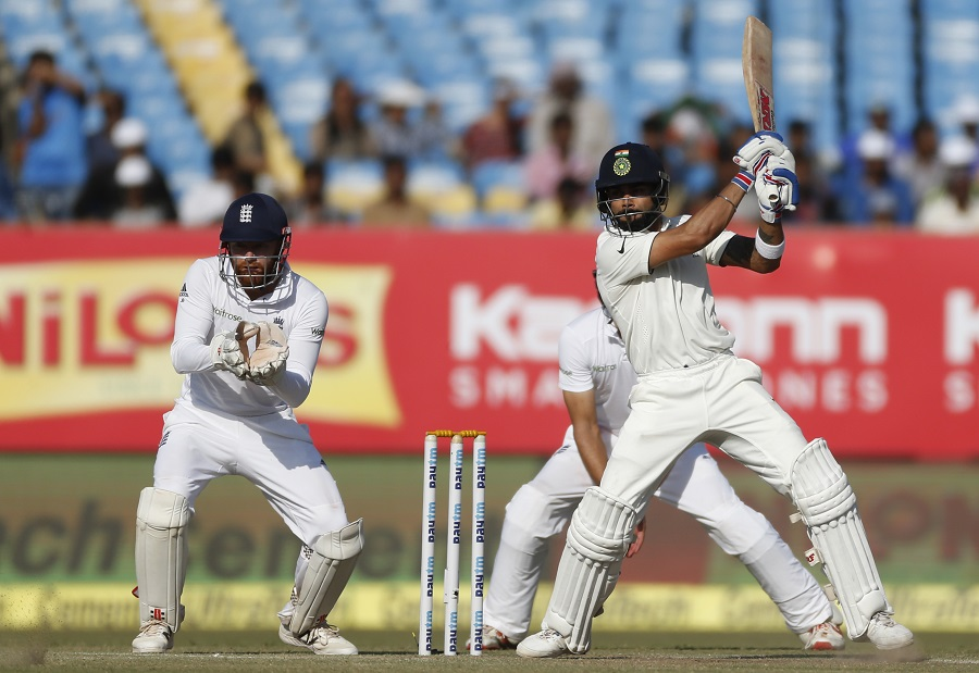 England, Alastair Cook, England, India, final day, day 5, first test