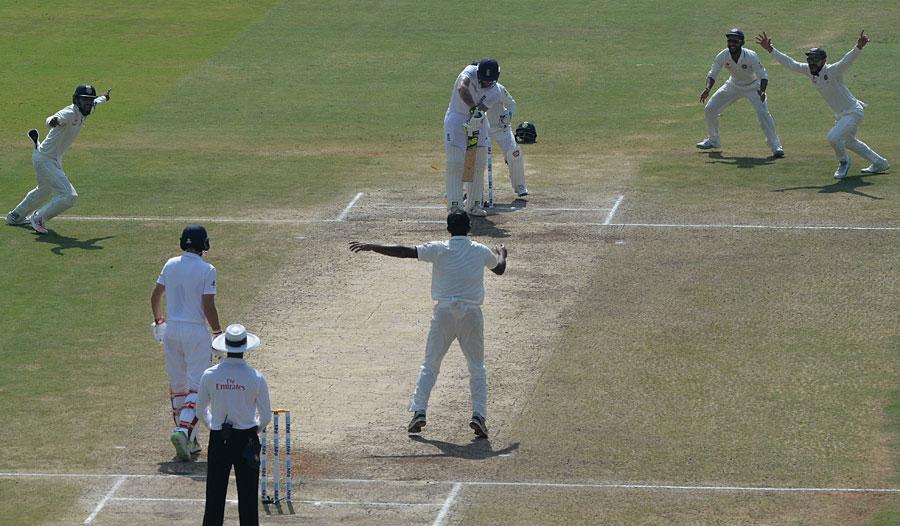 India, England, 246-runs, second test, vizag