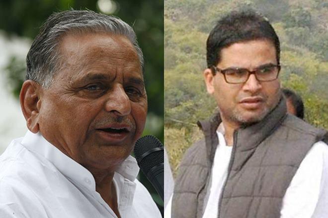 JD(U), RJD, Congress, Shivpal Yadav, Uttar Pradesh Assembly elections., Maha-Gath Bandhan', Lucknow, Mulayam Singh Yadav , Prashant Kishor, Samajwadi Party,