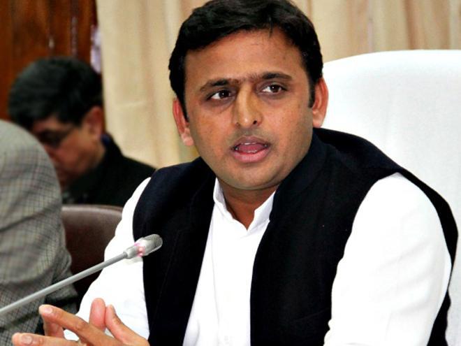 Akhilesh Yadav, Samajwadi Party, Uttar Pradesh, Ram Naik, News Mobile, News Mobile India