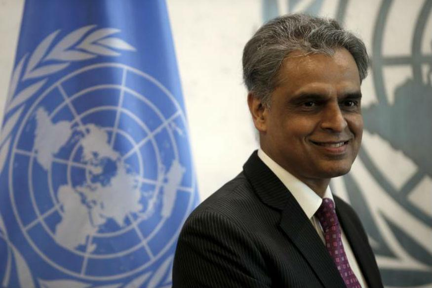 India's Permanent envoy to the United Nations Sayed Akbaruddin, UN envoy, Sayed Akbaruddin, Twitter Diplomacy, Funny Tweet, India, Pakistan, Afghanistan, Terror haven, Indo-Pak,