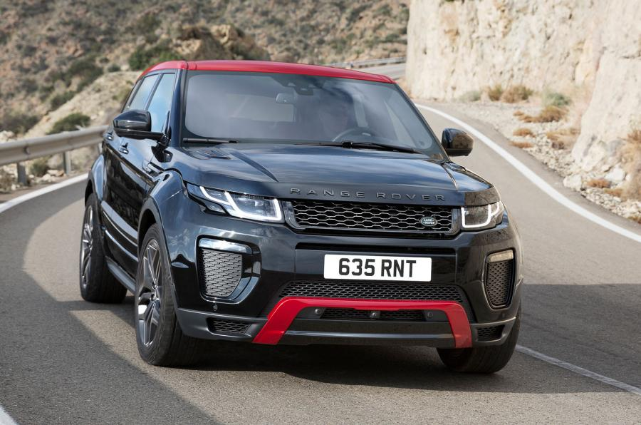 Range Rover Evoque, Range Rover Evoque, 2017 , Tata Motors, Jaguar Land Rover,