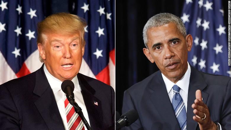 X Donald TrumpX US president Barack ObamaX Kevin LewisX United StatesX President George W BushX Syrian refugee