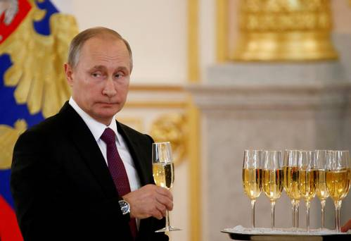 Russian President, Vladimir Putin, influence campaign, Donald Trump, US President-elect, Hillary Clinton,