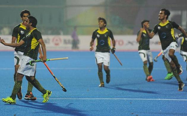 X Hockey IndiaX Champions Trophy. Pakistan Hockey Federation (PHF) SecretarX Executive Board of Hockey India