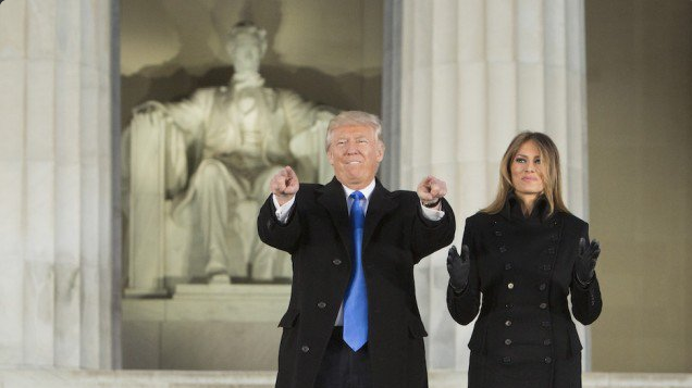President-Elect, United States, Donald Trump, Oval office, Inauguration, ceremony, LIVE updates, 45th US president