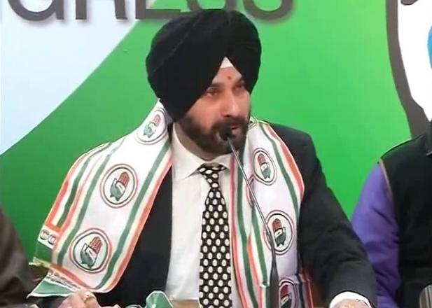 Navjot Singh Sidhu, Congress, Punjab, Congressmen