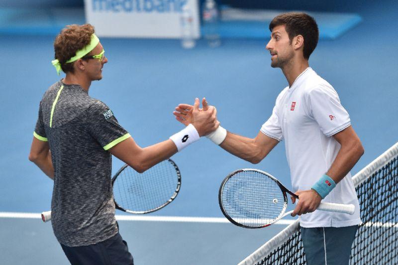 Australian Open, Uzbekistan, Denis Istomin, Novak Djokovic