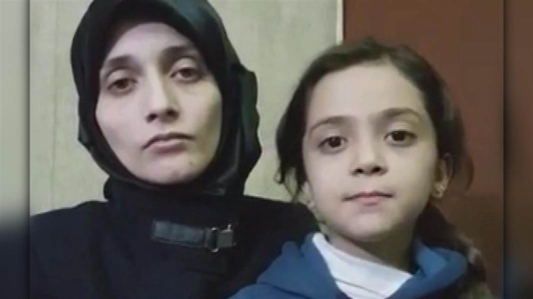seven-year-old girlX Bana AlabedX tweetsX AleppoX US President Donald Trump
