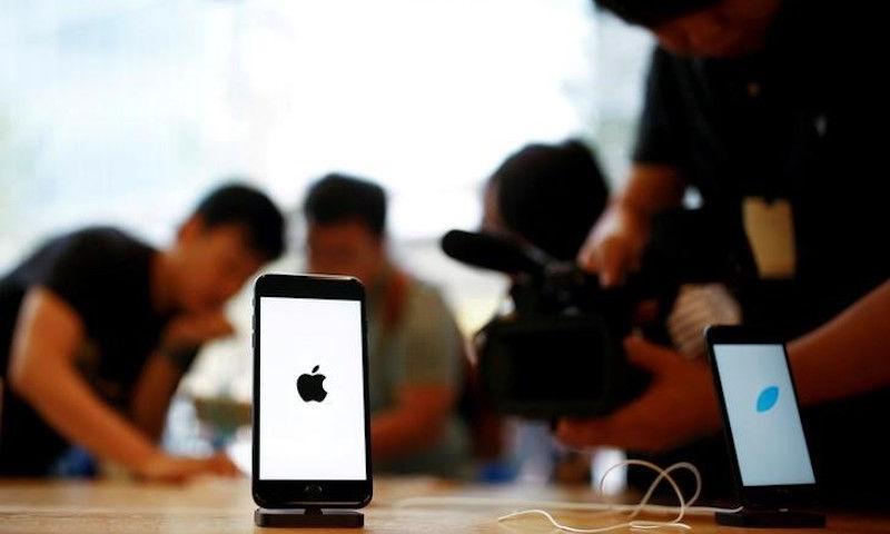 iPhone, Apple, 3D face scanner,