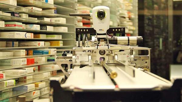 Dubai, robot pharmacy, UAE, robots, Humaid Al Qatami,Dubai, robot pharmacy, UAE, robots, Humaid Al Qatami,