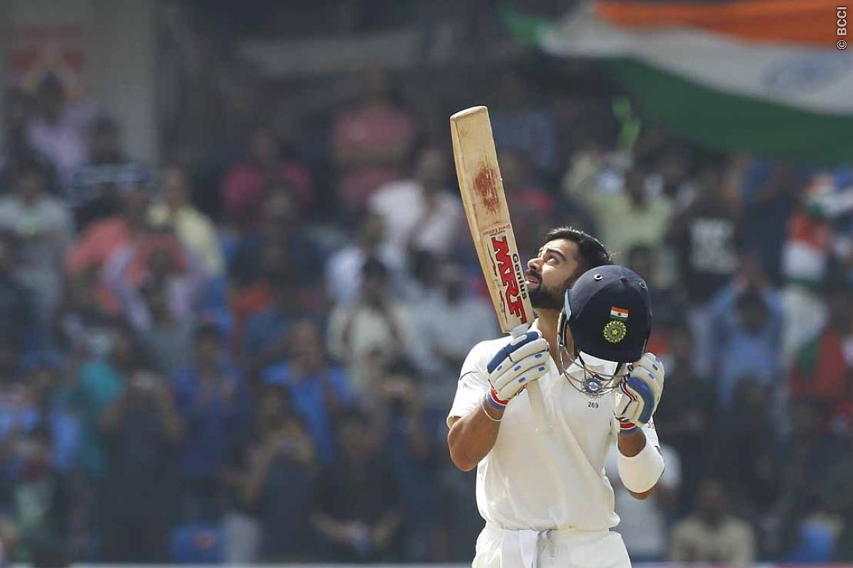 Test double century, 200, bangladesh, virat Kohli, India, hyderabad, test