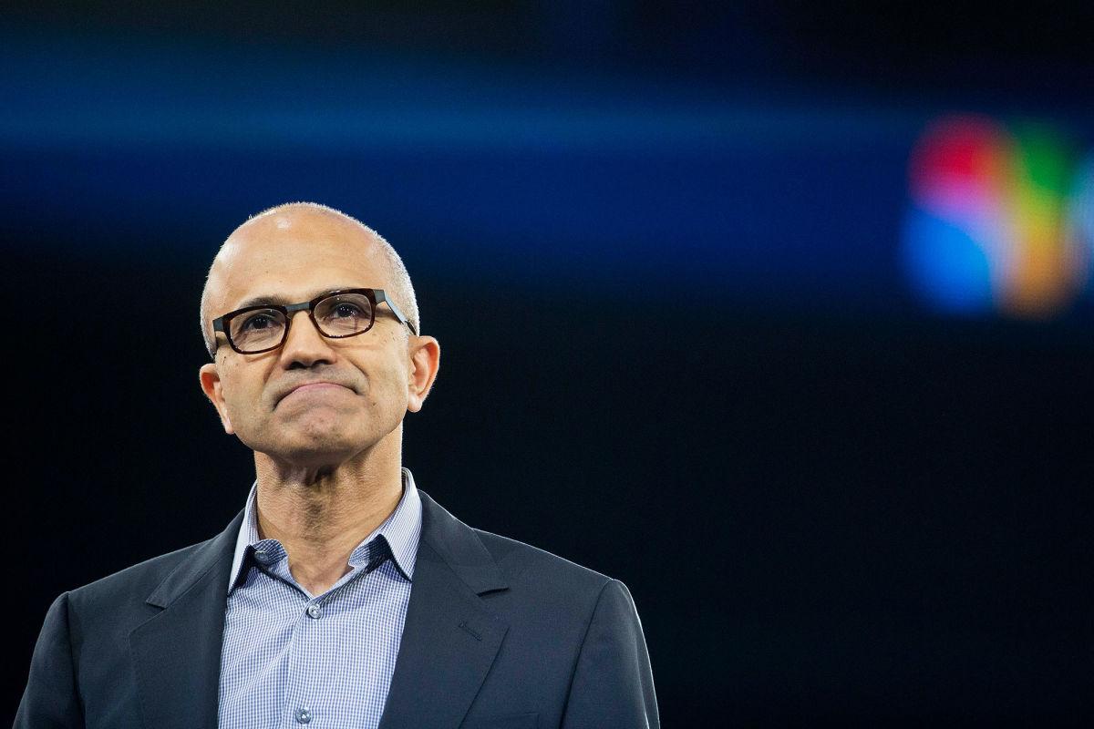 Microsoft, Satya Nadella, CEO