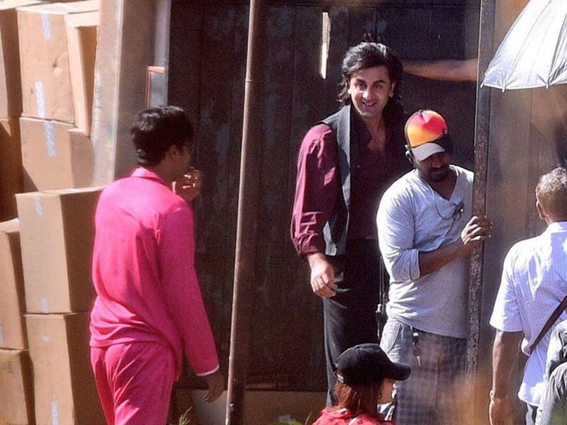 'Ae Dil Hai Mushkil'X Dia MirzaX Manisha KoiralaX Paresh RawalX Sonam Kapoor and Anushka SharmaX Sanjay Dutt'sX Rajkumar HiraniX Ranbir'sX Ranbir Kapoo