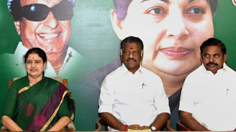 O Panneerselvam, J Jayalalithaa, AIADMK General Secretary, VK Sasikala, O Paneerselvam, Chief Minister,
