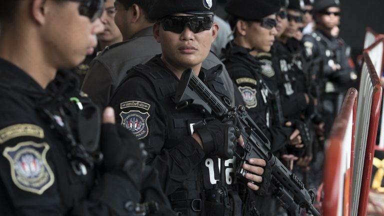 Ecuadorian and a RussianX cocaine into ThailandX InterpolX Bangkok