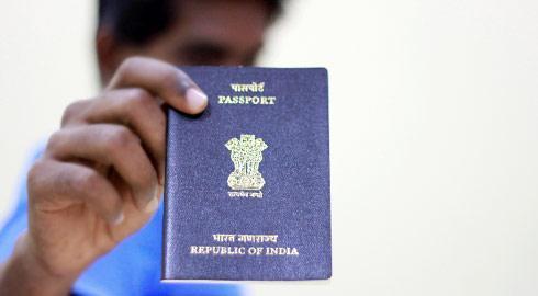 Passport Office, Nepali guard, Passport, making passport