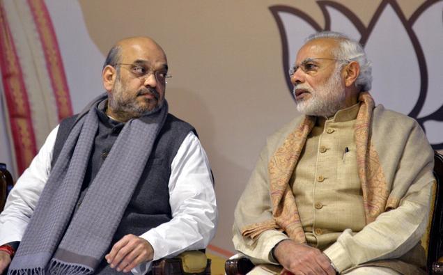 Modi-led BJP, Prime Minister, Narendra Modi, Amit Shah, Bharatiya Janata Party, Uttar Pradesh, Emergency, Indira Gandhi