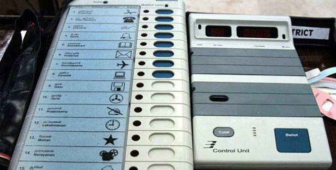 Election Commission, EVM, opposition, electronic voting machines,
