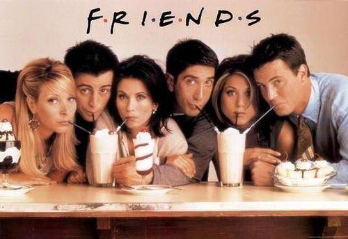 Actress Lisa Kudrow, Friends, Phoebe Buffay