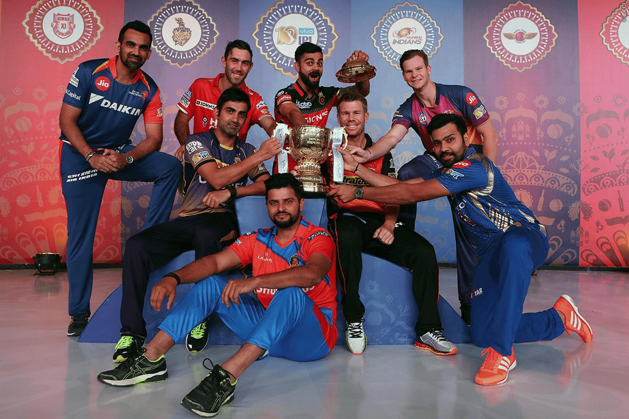 IPL tournament, Indian Premier League, IPL, King's Eleven Punjab, KXIP, Mumbai Indians, MI, Royal Challenger Bangalore, RCB, Rising Pune Supergiants, Virat Kohli, Steve Smith, MS Dhoni