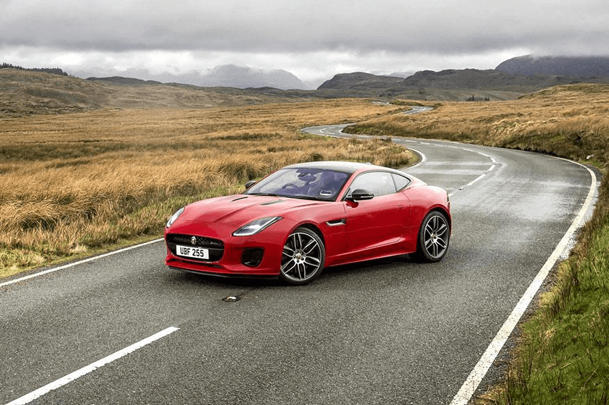 F-Type, Jaguar, V8, V6, four-cylinder engine