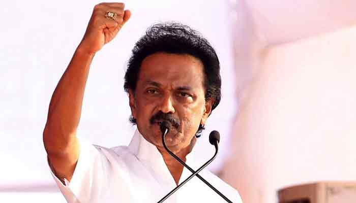 MK Stalin, detained, police, protest, Tamil Nadu, NewsMobile, Mobile News, India