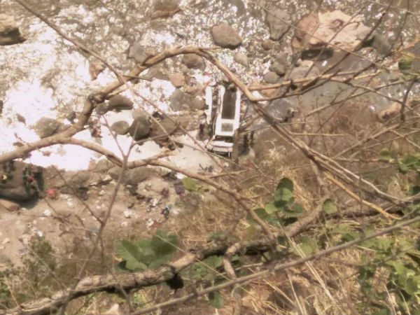 Himachal: Death toll rises to 45 after bus falls into Shimla's Tons river