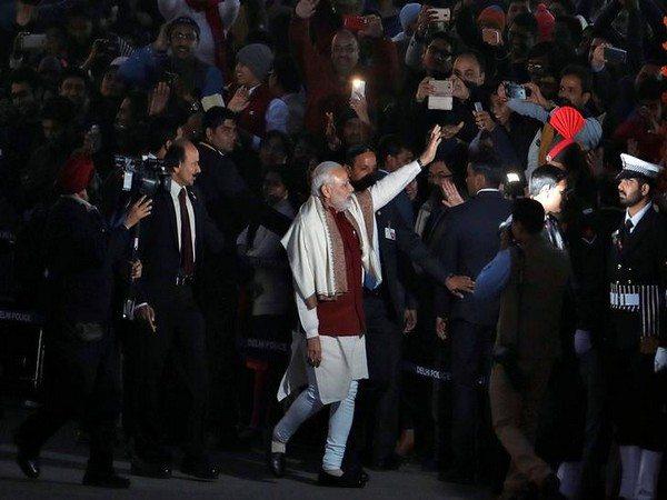 Prime Minister Narendra Modi,Surat, Circuit House