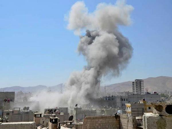 Syria,Khan Sheikhoun,SAARC