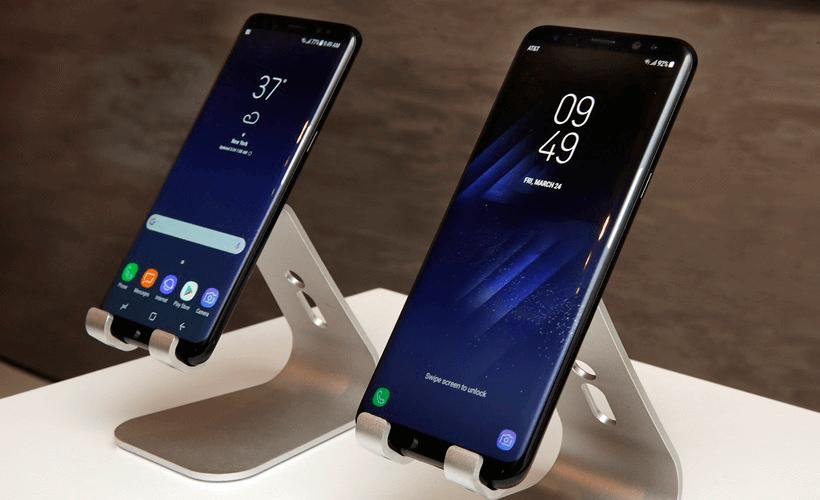 Samsung, Galaxy S8, Galaxy S8+, Bixby voice-command, south Korea