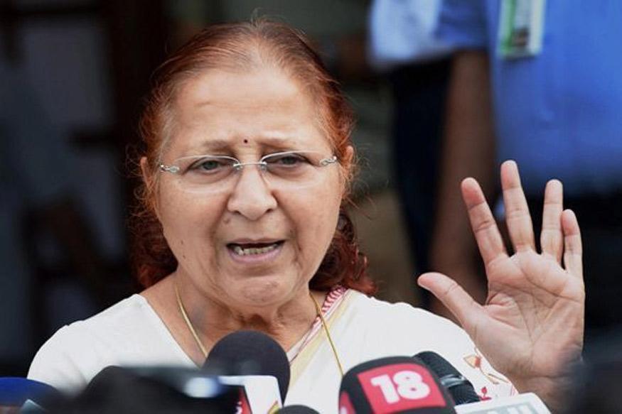 Priyanka's appointment shows Rahul cannot do politics alone: LS Speaker Sumitra Mahajan
