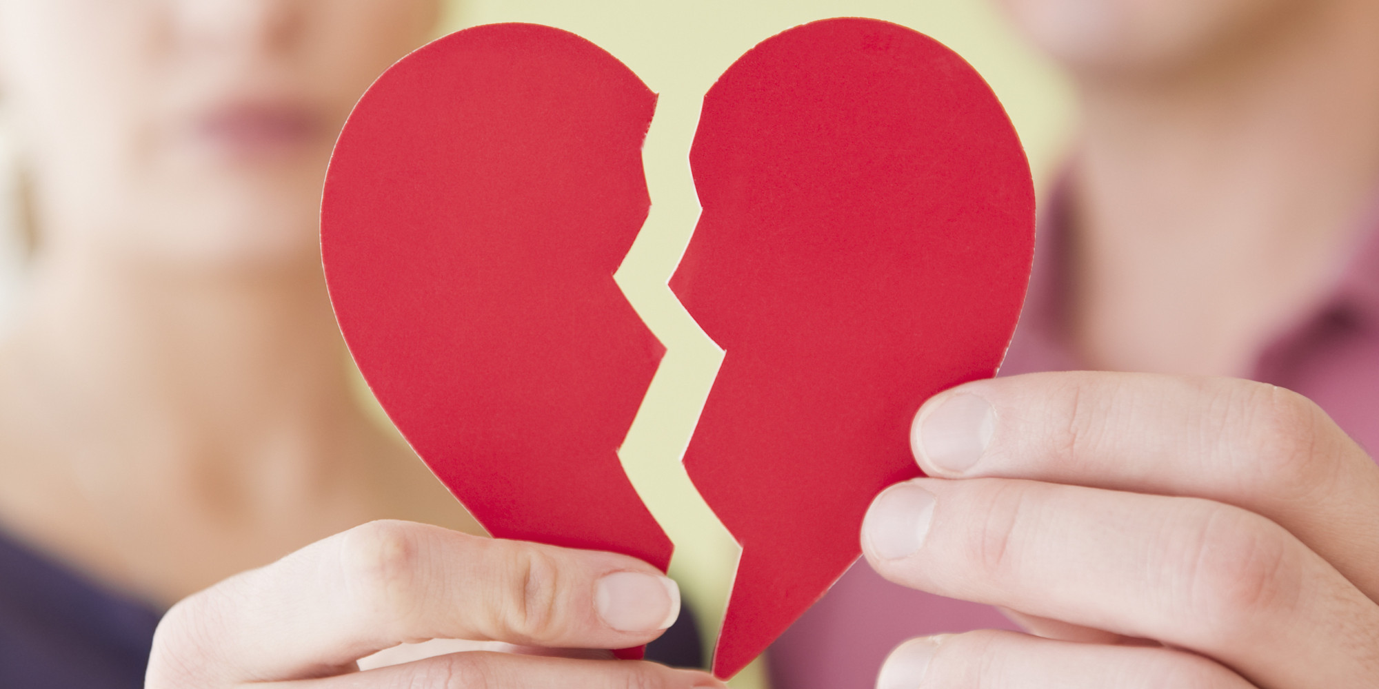 broken heart, OKAY, Break ups, research, relationship, lifestyle