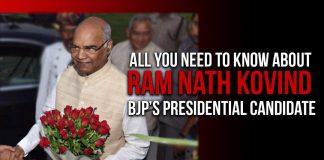 BJP, Presidential, Candidate, Ram Nath Kovind