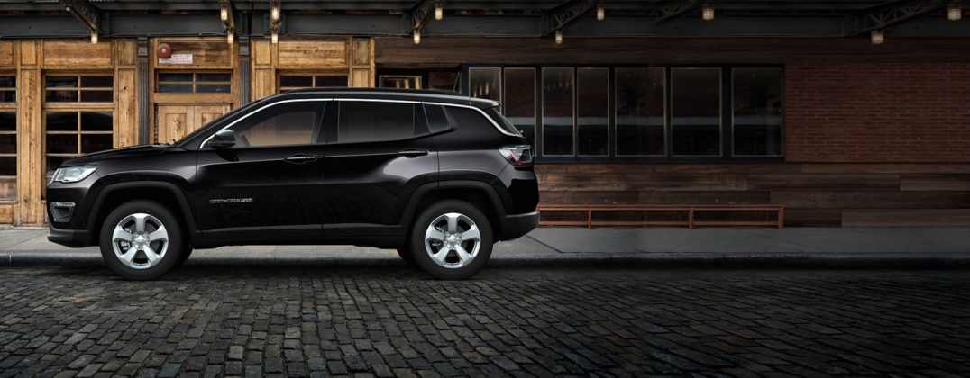 Made in India Jeep Compass