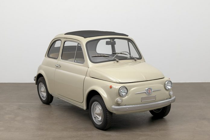 Fiat 500, Museum of Modern Art, 60th anniversary
