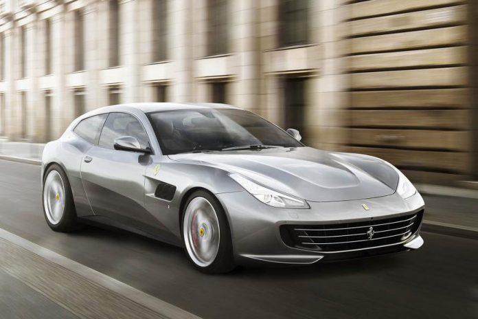 Ferrari, crossover, SUV, auto