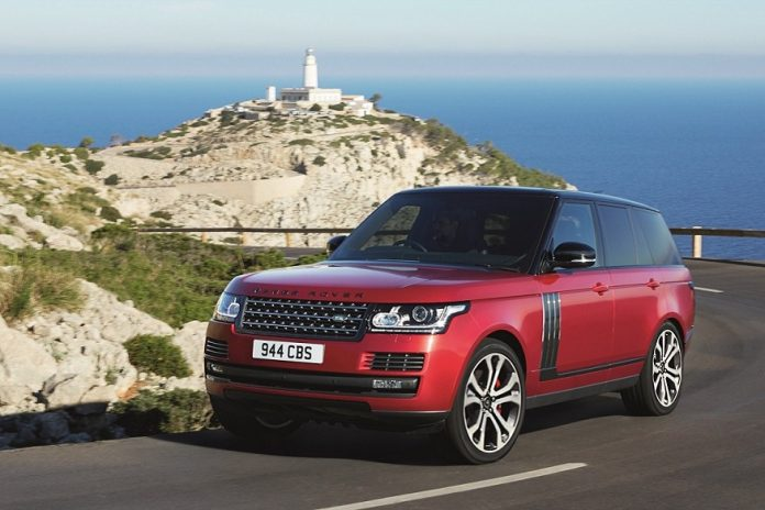 Land Rover, Range Rover SVAutobiography Dynamic, launch