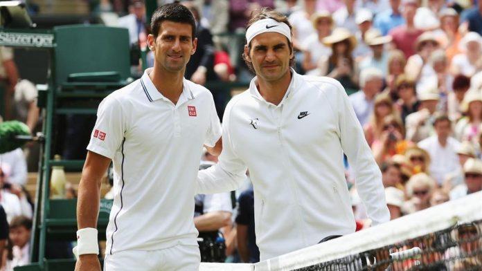 Novak Djokovic, Roger Federer, Wimbledon, Wimbledon 2017