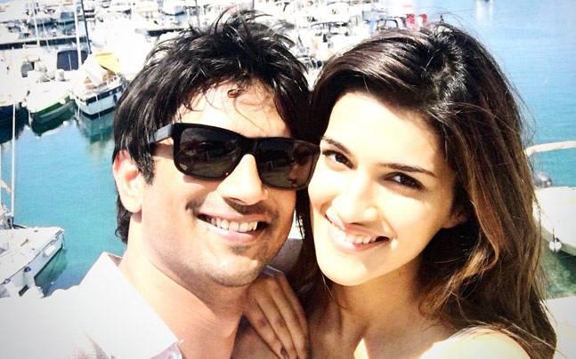 'I share great comfort, chemistry with Sushant,' says Kriti Sanon