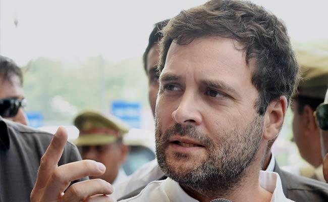 Rahul Gandhi, Alwar, CM Ashok Gehlot, Deputy CM Sachin Pilot, Gang Rape, Nyay, Lok Sabha Elections 2019, News Mobile, News Mobile India