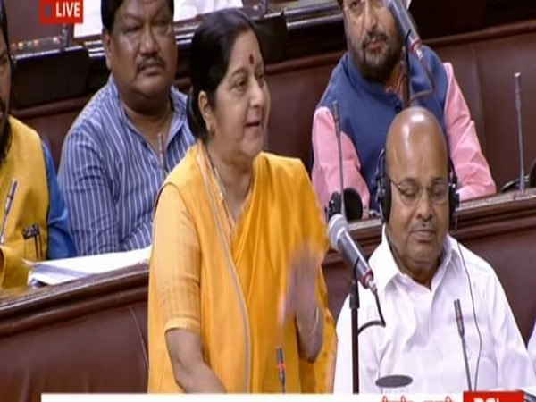 External Affairs Minister, Sushma Swaraj, Dokhlam stand-off, Parliament, Monsoon Session
