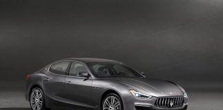 2018 Maserati Ghibli, facelift, Maserati