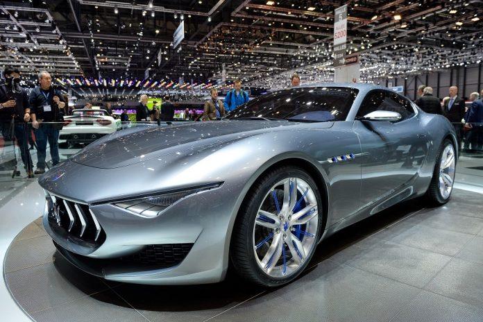 Maserati, Hybrid, Hybrid cars, electric car, Auto